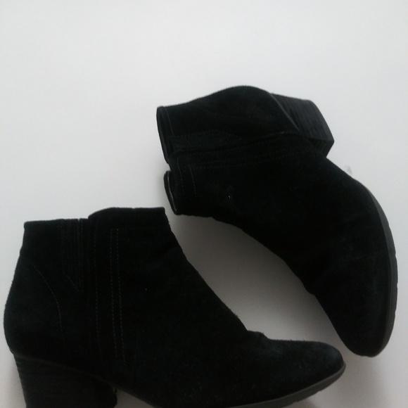 Blondo Shoes - Blondo suede booties